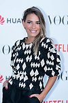 Flora Gonzalez attends the photocall of Vogue Fashion Night Out in Madrid. September 12, 2019. (ALTERPHOTOS/Francis González)