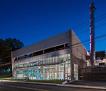 Tufts University Central Energy Plant | Leers Weinzapfel Associates