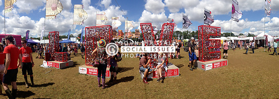 WOMAD festival 2015 UK