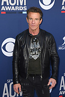 LAS VEGAS, NV - APRIL 7: Dennis Quaid attends the 54th Annual ACM Awards at the Grand Garden Arena on April 7, 2019 in Las Vegas, Nevada. <br /> CAP/MPIIS<br /> &copy;MPIIS/Capital Pictures