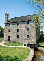 George Washington Gristmill and Distillery, Mt Vernon, Virginia, USA