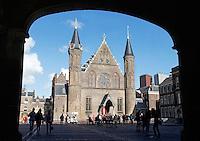Ridderzaal in Den Haag