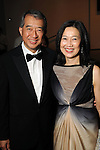 "Albert and Anne Chao at ""Modern"" the  Museum of Fine Arts Houston's Grand Gala Ball  Friday Oct. 12,2012.(Dave Rossman photo)"