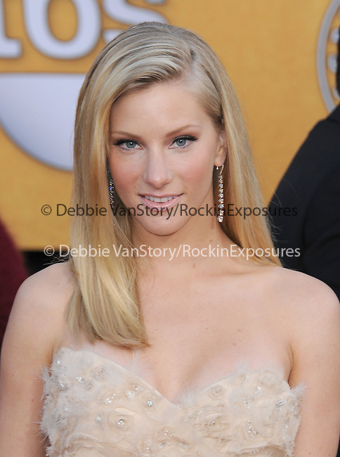 Heather Morris  at the 17th Screen Actors Guild Awards held at The Shrine Auditorium in Los Angeles, California on January 30,2011                                                                               © 2010 DVS/ Hollywood Press Agency