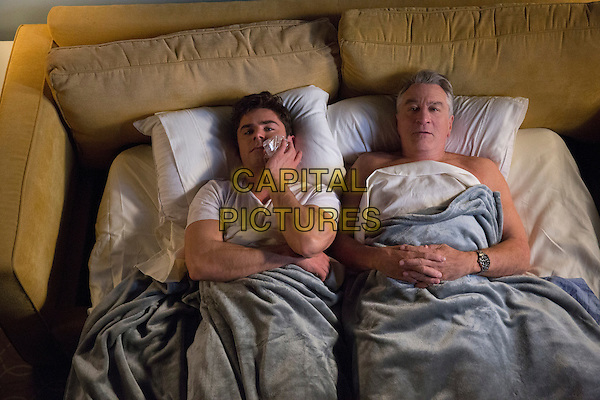 Dirty Grandpa (2016)<br /> Zac Efron, Robert De Niro<br /> *Filmstill - Editorial Use Only*<br /> CAP/KFS<br /> Image supplied by Capital Pictures