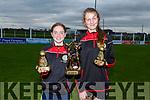 Cillard camogie players, Ella Buckley and Roisin Quinn  won awards at the Primary Schools County Hurling Skills recently. Individual Skills winner for 2019 is Ella Buckley and Roisin Quinn was the Primary Skills team winner 2019