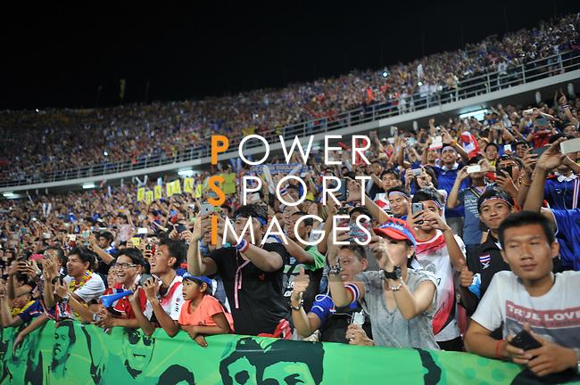 Thailand vs Philippines during their AFF Suzuki Cup 2014 Semi-Finals - 2nd leg match at Rajamangala Stadium on 10 December 2014, in Bangkok, Thailand. Photo by Stringer / Lagardere Sports