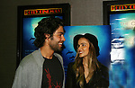 Adrian Grenier and Isabel Lucas at the New York Screening of The Cove, Cinema 2, NYC. (Photo by Sue Coflin/Max Photos)