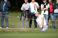 Danny Willett (ENG) in action on the 8th hole during the first round of the 76 Open D'Italia, Olgiata Golf Club, Rome, Rome, Italy. 10/10/19.<br /> Picture Stefano Di Maria / Golffile.ie<br /> <br /> All photo usage must carry mandatory copyright credit (© Golffile | Stefano Di Maria)