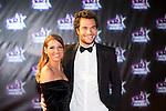 Amir et sa compagne Lital