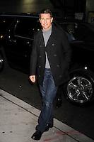 Tom Cruise en el Teatro Ed Sullivan para una aparición en Late Show con David Letterman en New York City. *December*19*2011. <br /> (credito*foto*©mpi/MediaPunchInc/NortePhoto.com*)<br /> **SOLO*VENTA*EN*MEXiCO**<br /> **CREDITO OBLIGATORIO** <br /> *No*Venta*A*Terceros*<br /> *No*Sale*So*Shird*