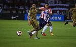 Junior igualó como local 0-0 ante Sport Recife (2-0 en el global). Cuartos de final Conmebol Sudamericana 2017.