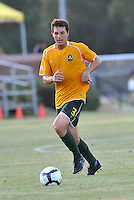 Troy Cole-AC St Louis...AC St Louis defeated Portland Timbers 3-0 at Anheuser-Busch Soccer Park, Fenton, Mssouri.