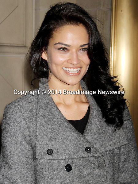 Pictured: Shanina Shaik <br /> Mandatory Credit &copy; DDNY/Broadimage<br /> Marie Claire &amp; The Cinema Society Host A Screening Of Summit Entertainment's &quot;Divergent&quot; - Outside Arrivals<br /> <br /> 3/20/14, New York, New York, United States of America<br /> <br /> Broadimage Newswire<br /> Los Angeles 1+  (310) 301-1027<br /> New York      1+  (646) 827-9134<br /> sales@broadimage.com<br /> http://www.broadimage.com