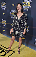 """HOLLYWOOD - SEPTEMBER 24: Charlotte Nicado attends the red carpet premiere event for FXX's """"It's Always Sunny in Philadelphia"""" Season 14 at TCL Chinese 6 Theatres on September 24, 2019 in Hollywood, California. (Photo by Stewart Cook/FXX/PictureGroup)"""