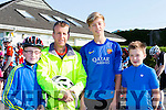 Tommy, Tom, patrick and Zac Boyle Scartaglen at the Currow CC cycle in aid of Castleisland Day care centre on Sunday