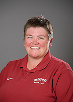 Susan Ortwein of the Stanford Women's Waterpolo team.