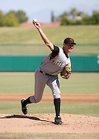 Jared Hughes / Scottsdale Scorpions 2008 Arizona Fall League..Photo by:  Bill Mitchell/Four Seam Images