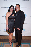 Mavis Mora and Daniel Mora attend The Boys and Girls Club of Miami Wild About Kids 2012 Gala at The Four Seasons, Miami, FL on October 20, 2012