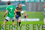 Kieran Donaghy Austin Stacks in action against Saint Kierans in the Quarter Finals of the County Championship at Austin Stack Park on Sunday.