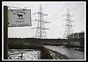 Glenside Farm Pylons
