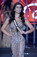 SAO PAULO, SP, 18.11.2015 - MISS-BRASIL - Candidata Stephanie Zanelli de Minas Gerais (MG)  durante o concurso de beleza Miss Brasil 2015, no Citibank Hall, em São Paulo, na noite desta quarta-feira (18). A vencedora representará o país no Miss Universo. (Foto: Levi Bianco/Brazil Photo Press)