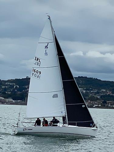 2nd JABS IRL 1609 Royal St George Yacht Club Jonny O' Dowd
