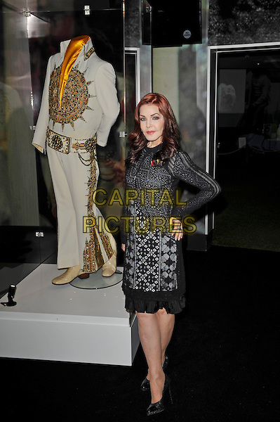 LONDON, ENGLAND - NOVEMBER 3: Priscilla Presley attending 'Elvis at the O2' at O2 Arena, on November 3, 2015 in London, England.<br /> CAP/MAR<br /> &copy; Martin Harris/Capital Pictures