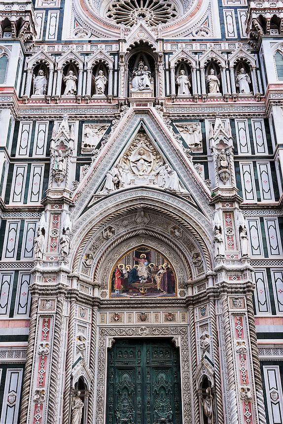 Santa Maria del Fiore Cathedral, Florence, Italy