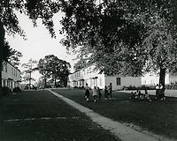 1963 October 16..Assisted Housing.Oakleaf Forest...CAPTION..HAYCOX PHOTORAMIC INC..NEG# C63-743-5.NRHA# 3531..