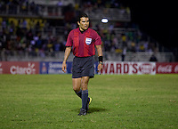 Ricardo Arellano. The United States played Jamaica during the CONCACAF Men's Under 17 Championship at Catherine Hall Stadium in Montego Bay, Jamaica.