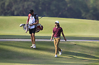 Tommy Fleetwood (ENG) on the 13th fairway during Round 4 of the UBS Hong Kong Open, at Hong Kong golf club, Fanling, Hong Kong. 26/11/2017<br /> Picture: Golffile | Thos Caffrey<br /> <br /> <br /> All photo usage must carry mandatory copyright credit     (&copy; Golffile | Thos Caffrey)