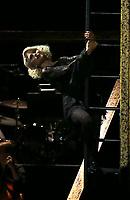 10 April 2019 - Las Vegas, NV - Christie Brinkley. Christie Brinkley stars as Roxie Hart in the musical Chicago at The Venetian Resort Las Vegas. Photo Credit: MJT/AdMedia