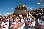 2013 NCAA Football: Wisconsin at Iowa