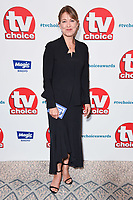 LONDON, UK. September 10, 2018: Nicola Walker at the TV Choice Awards 2018 at the Dorchester Hotel, London.<br /> Picture: Steve Vas/Featureflash