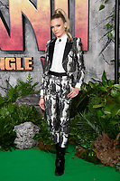 Becca Dudley at the &quot;Jumanji: Welcome to the Jungle&quot; premiere at the Vue West End, Leicester Square, London, UK. <br /> 07 December  2017<br /> Picture: Steve Vas/Featureflash/SilverHub 0208 004 5359 sales@silverhubmedia.com