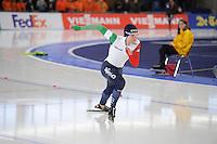 SCHAATSEN: BERLIJN: Sportforum Berlin, 05-03-2016, WK Allround, Men 500m, Nicola Tumolero (ITA), ©foto Martin de Jong