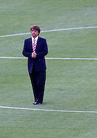 Los Angeles Sol head coach Abner Rogers. The LA Sol defeated Sky Blue FC 1-0 at Home Depot Center stadium in Carson, California on Friday May 15, 2009.   .