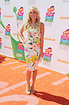 LOS ANGELES, CA- JULY 17: Actress Audrey Whitby attends Nickelodeon Kids' Choice Sports Awards 2014 at Pauley Pavilion on July 17, 2014 in Los Angeles, California.