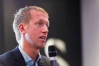 Pictured: Graham Potter. Thursday 27 September 2018<br /> Re: Swansea City AFC Business Networking event at the Liberty Stadium, Wales, UK.