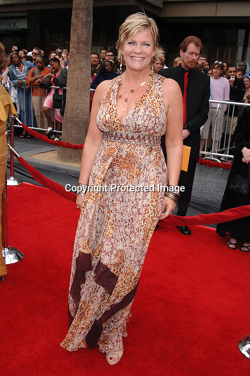 Kim Zimmer..arriving at The 33rd Annual Daytime Emmy Awards..on April 28, 2006 at The Kodak Theatre...Robin Platzer, Twin Images