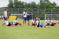 USMNT Training, July 17, 2015