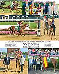 2015-Delaware Park racing