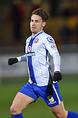 15/03/2016 Sky Bet League 1 Fleetwood Town v Walsall<br /> Tom Bradshaw