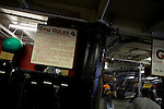 The rules of the gym..Gleason's Gym has continued its long standing tradition in the boxing world as a training ground of competitors by putting 5 fighters into the finals of the 2006 Golden Gloves amateur boxing competition.. An inside look at the last 10 days of training for the 5 young fighters.