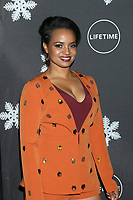 """LOS ANGELES - OCT 22:  Kyla Pratt at the """"It's A Wonderful Lifetime"""" Holiday Party at the STK Los Angeles on October 22, 2019 in Westwood, CA"""