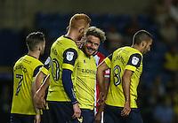 Oxford United v Exeter City - Checkatrade Trophy - 30.08.2016