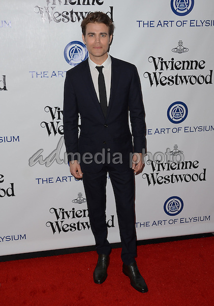 09 January  - Los Angeles, Ca - Paul Wesley. Arrivals for The Art of Elysium's Presents Vivienne Westwood & Andreas Kronthaler's 2016 HEAVEN Gala held at 3Labs. Photo Credit: Birdie Thompson/AdMedia