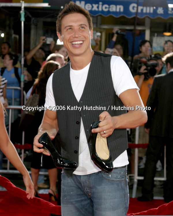 "Erik Palladino.""Miami Vice"" Premiere.Mann's Village Theater.Westwood, CA.July 20, 2006.©2006 Kathy Hutchins / Hutchins Photo...."