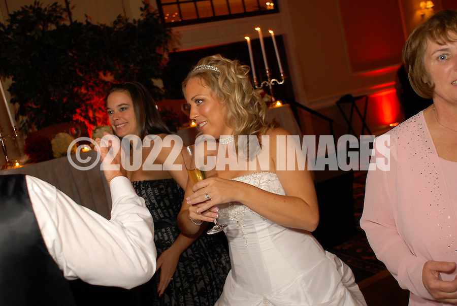 Melissa & Dan - October 9, 2009 - Drexel Hill, Pa. (Photo by William Thomas Cain/cainimages.com)